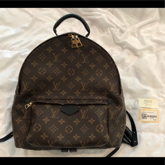 77030c84a6d0b Louis Vuitton Bags | Authentic Palm Springs Backpack Mm | Poshmark